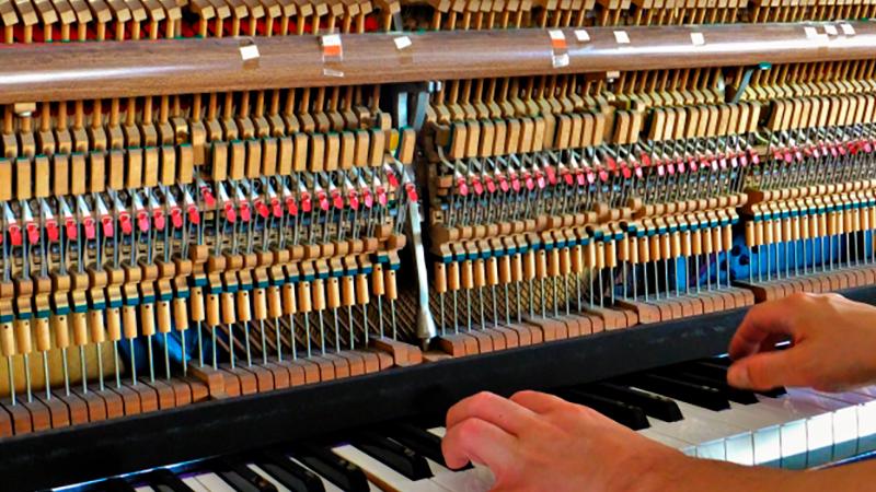 ピアノ修理のイメージ